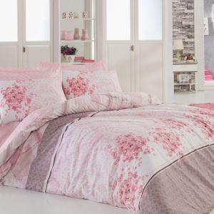 Постельное белье Cotton Box SONYA PUDRA 200x220 (CB010077248) Розовый
