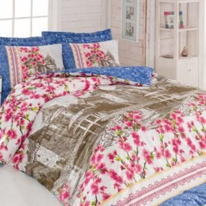 Постельное белье Cotton Box SUZI PEMBE 200x220 (CB010077247) Розовый