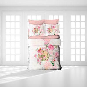 Постельное белье Gokay 3D Melis 200x220 (CB010079132) Розовый