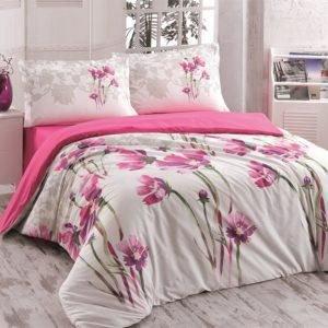 Постельное белье Gokay Daisy 200x220 (CB01007924) Розовый