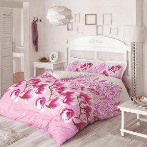 Постельное белье Gokay Manolya  (CB01007953) Розовый