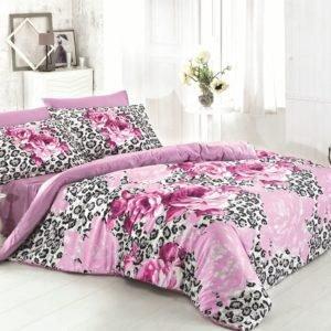 Постельное белье Gokay Mistik  (CB01007902) Розовый