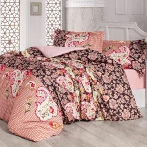 Постельное белье Gokay Paisley Pudra  (CB010079168) Розовый