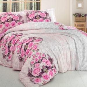 Постельное белье Gokay Romantic 200x220 (CB010079156) Розовый