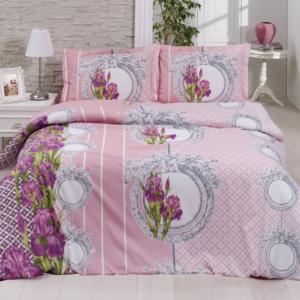 Постельное белье Gokay Sunay 160x220 (2 шт) (CB010079145) Розовый