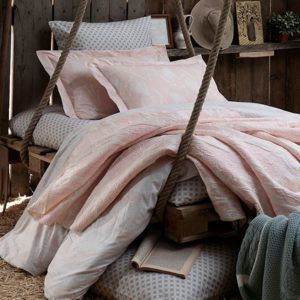 Постельное белье SoundSleep Lavender Poudre ранфорс пудра 160х220(MG_91610635)Розовый