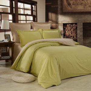 Постельное белье Valtery LS-4 200x220 (CB010082169) Зеленый