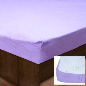 Простынь на резинке SoundSleep PR80R-Ran-160 Violet