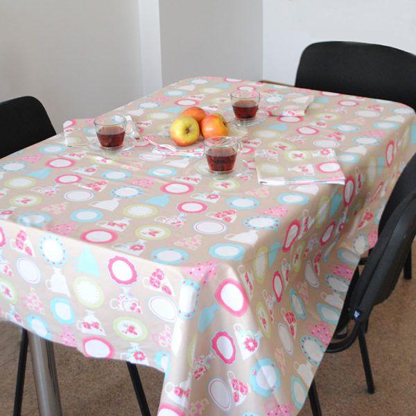 Скатерть SoundSleep Provence 140х180(MG_91757613)Розовый