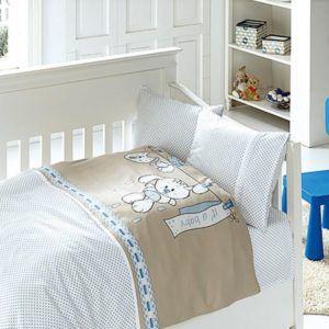 Детское постельное белье в кроватку First Сhoice Baby Mavi 100×150