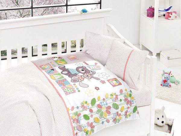 Детское постельное белье в кроватку First Сhoice Well 100×150