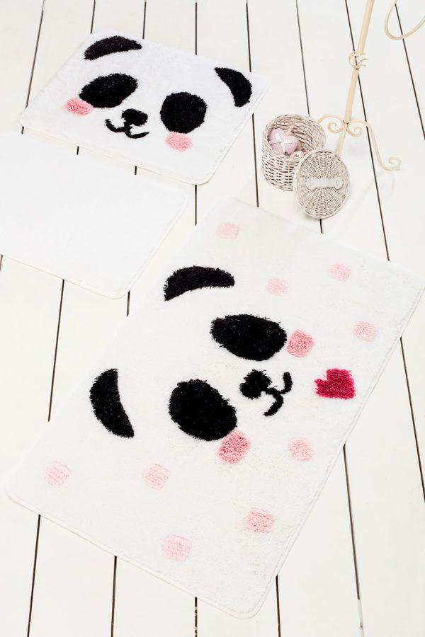 Коврик в ванную Chilai Home Panda 60×100