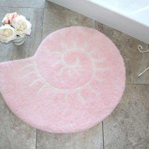 Круглый коврик Chilai Home Helix Pembe 90 см. диаметр