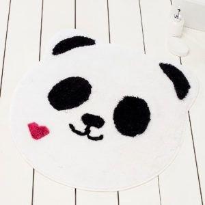 Круглый коврик Chilai Home Panda Shape 90 см. диаметр