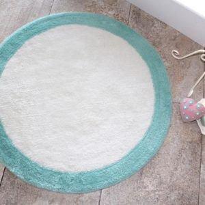 Круглый коврик Chilai Home Ronda Mint 90 см. диаметр