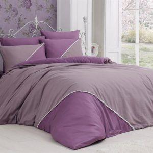 Однотонное постельное белье First Сhoice Jenna Murdum 200×220