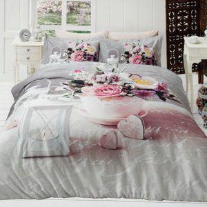 Подростковое постельное белье Сатин 3D First Сhoice Andrea 160×220
