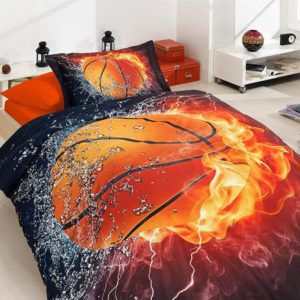 Подростковое постельное белье Сатин 3D First Сhoice Basketball 160×220