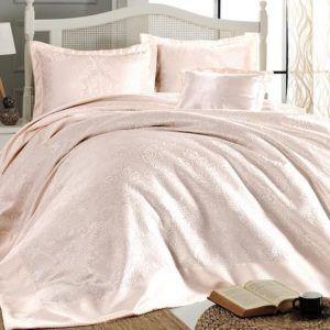 Покрывало Fiirst Choice sonil (шенилл) frances somon 240x260 (m014155) Розовый
