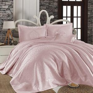 Покрывало Fiirst Choice sonil (шенилл) frida pudra 240x260 (m014161) Розовый