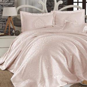 Покрывало Fiirst Choice sonil (шенилл) frida somon 240x260 (m014160) Розовый