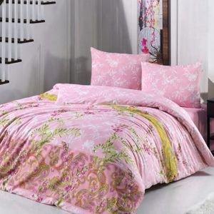 Постельное Белье Ранфорс First Сhoice Aidan 200x220 (m014098) Розовый