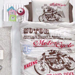 Постельное белье Ранфорс First Сhoice Bi̇G Race 160×220