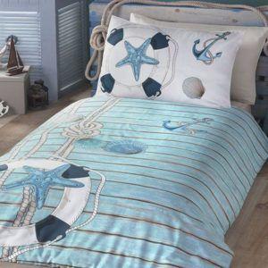 Постельное белье Ранфорс First Сhoice Sea 160×220