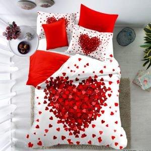Постельное белье Сатин 3D Love You венера 200×220
