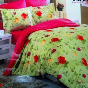 Постельное белье Mariposa Шелк Сатин turquaz green 200×220