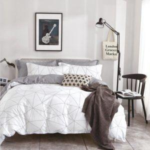 Постельное белье Love You Сатин tl 180149  (m014241) Серый