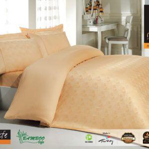 Постельное белье Mariposa De Luxe бамбук жаккард natural life honey v8
