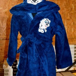 Детский халат Nusa синий m011095