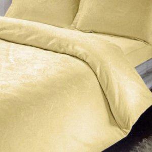 Купить Постельное белье TAC жаккард - Karois gold 200x220 (sv-8696048425558) Золотой