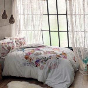 Купить Постельное белье TAC ранфорс - Melissa pembe v01  (sv-2000022115674-v) Розовый