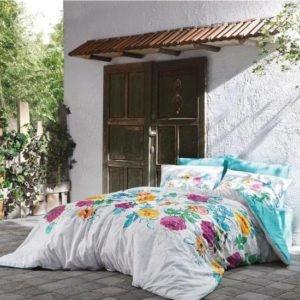 Постельное белье TAC Bamboo Digital – Belize sari 200×220