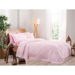 Купить Постельное белье TAC Jakar Pike - Rosabella pembe 200x220 (sv-2000022174725) Розовый