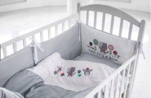 детское постельное белье купить в интернет-магазине