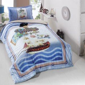 Детское постельное белье Gokay Pirates 160×220