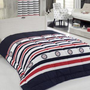 Одеяло с чехлом U.S. Polo Assn Harrisburg 155×215