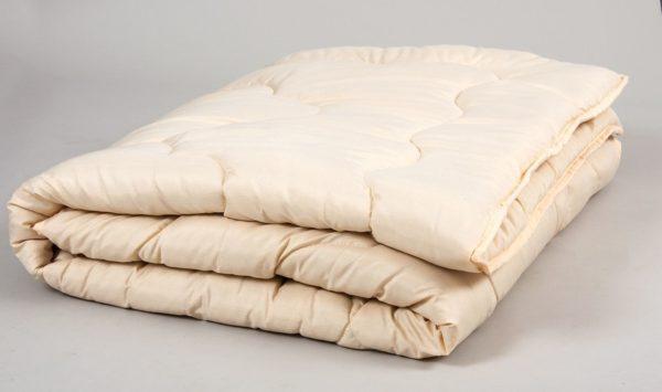 Одеяло шерстяное Lotus Comfort Wool бежевый  (sv-2000022080422-v) Бежевый фото