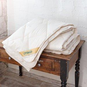 Одеяло шерстяное Othello Woolla Classico шерстяное  (sv-2000022191241-v) Кремовый фото