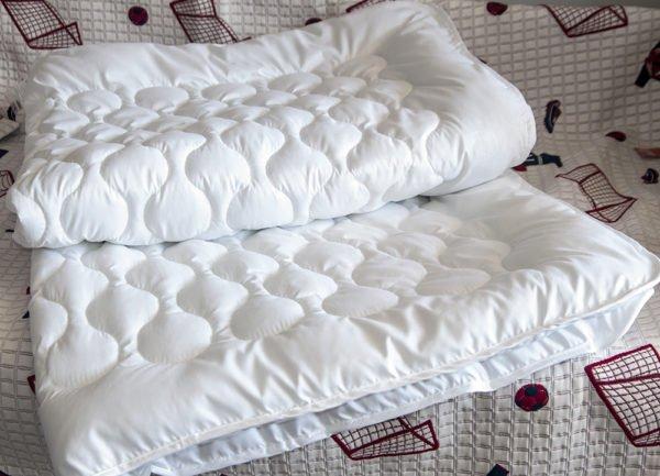 Одеяло Lotus Comfort Bamboo light  (sv-2000008490085-v) Белый фото