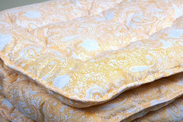 Одеяло Lotus Comfort Tencel V1  (sv-2000022174121-v) Желтый фото