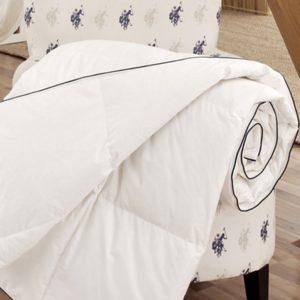 Одеяло U.S. Polo Assn Cumberland  (sv-2000008458450-v) Белый фото
