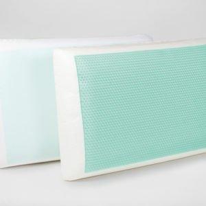 Ортопедическая подушка Othello Jelimed (Bubblegel) 60x40x14