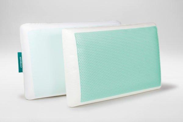 Ортопедическая подушка Othello Jelimed (Bubblegel) 60x40x14 (sv-8698794026591) Белый фото