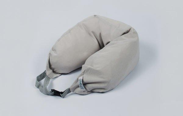 Подушка для путешествий Othello Travel Mate grey (подголовник)  (sv-2000022180986) Серый фото
