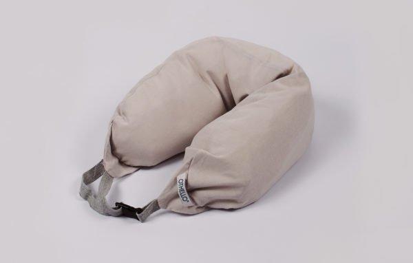 Подушка для путешествий Othello Travel Mate lila (подголовник)  (sv-2000022180979) Бежевый фото