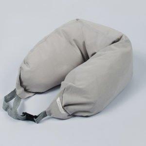 Подушка для путешествий Penelope Sleep&Go (подголовник)  (sv-2000022181020) Серый фото